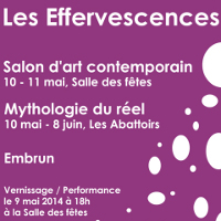 Effervescences - Salon d'art contemporain - Embrun