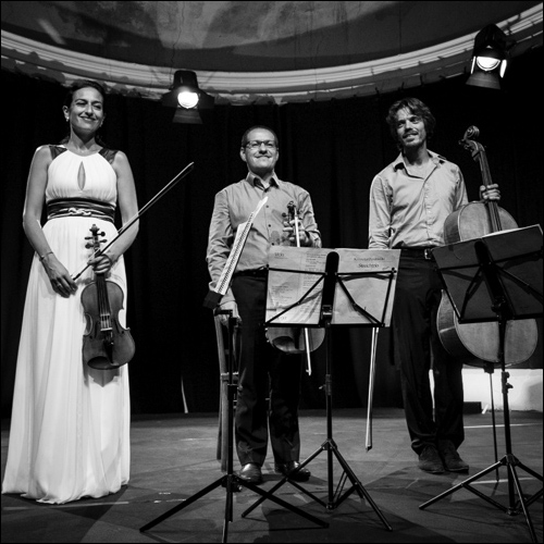 Trio Goldberg - Festival de Chaillol - Photo Denis Lebioda